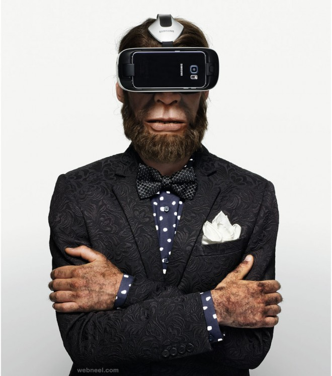 samsung mobile print ads by lurzers archive