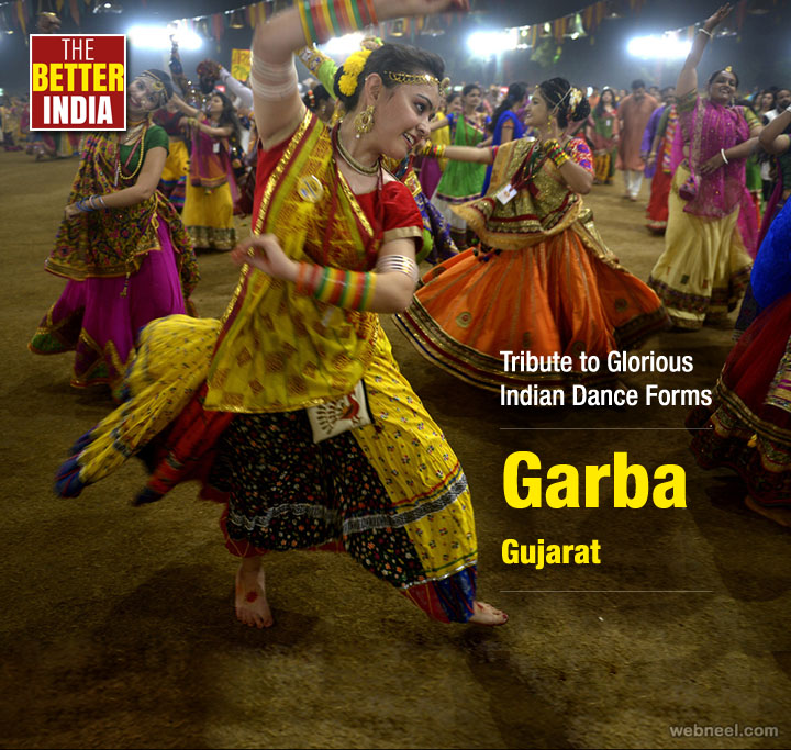 garba gujarat indian dance photography by mint