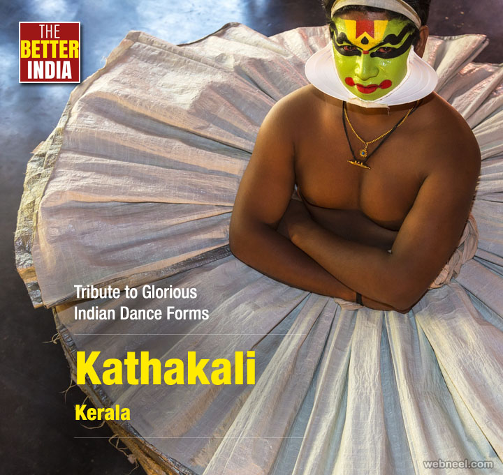 kathakali india dance photography by majority world