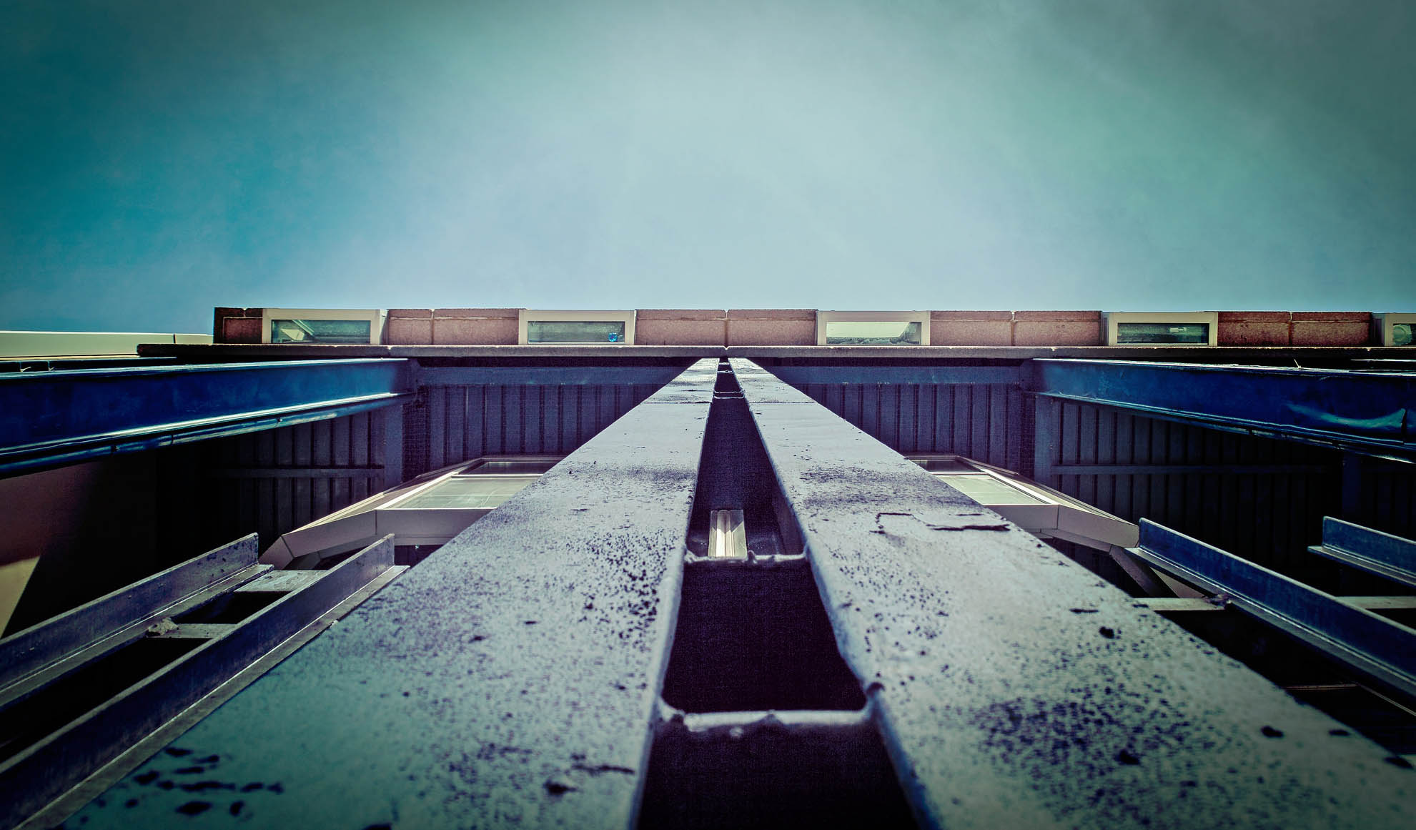 modern architecture photography by gianni