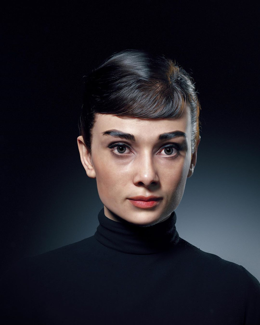 3d model audrey hepburn