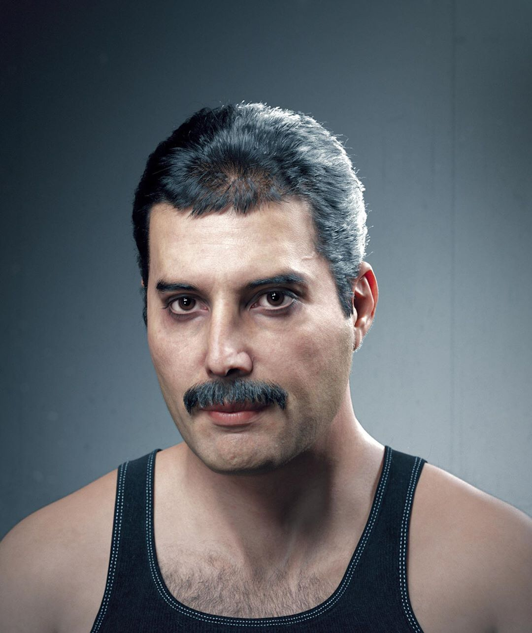 3d model freddie mercury by hadi karimi