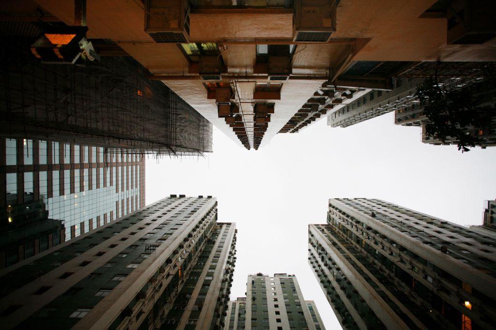 urban photography building