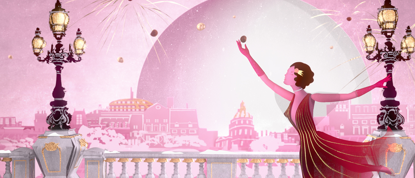 advertising animation lanvin escargot by troublemakers