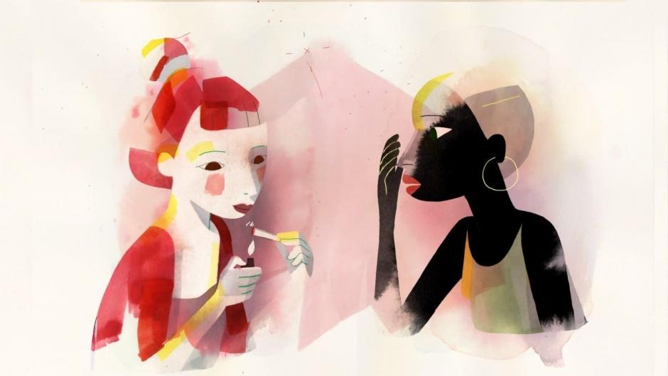 animated shortfilm genius loci