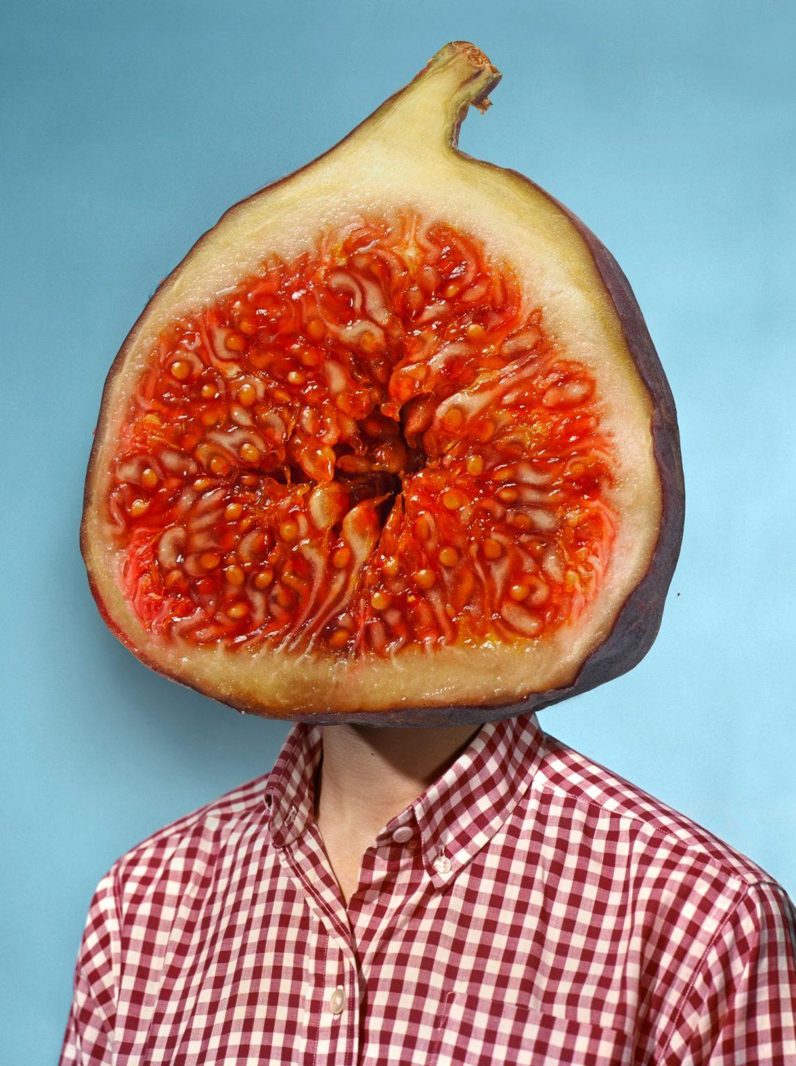 photo collage portrait fig