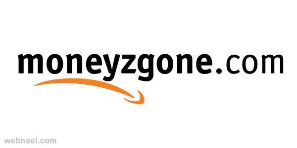 amazoncom moneyzgonecom logo parody