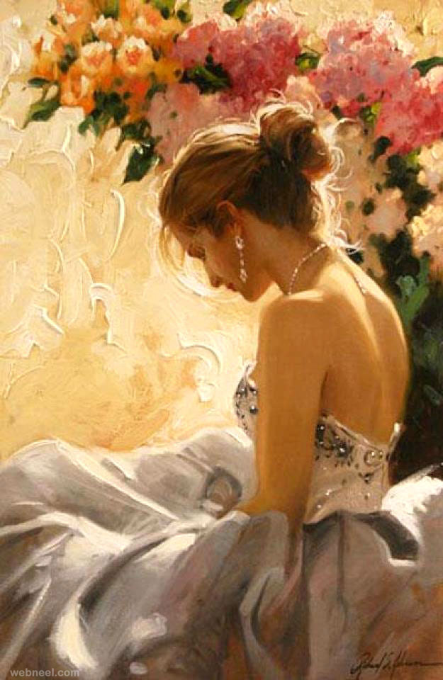 painting by richard johnson