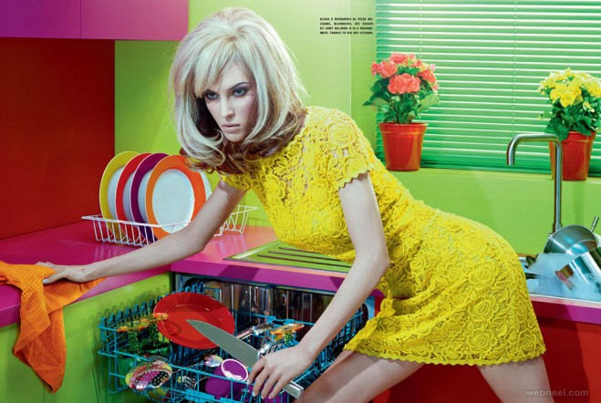 fashion photography by miles aldridge