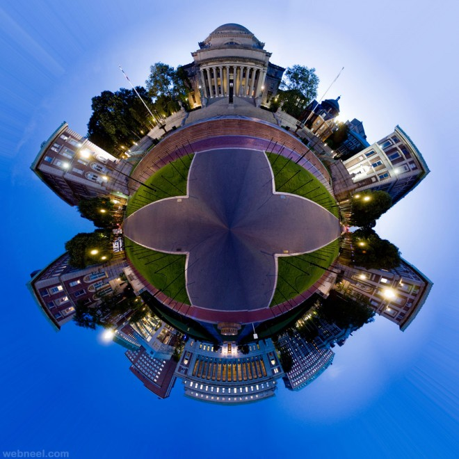 best circular panoramic photography