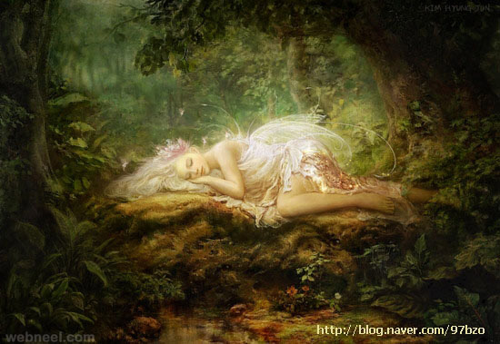 3d fantasy cg girl by kjun 9bzo7