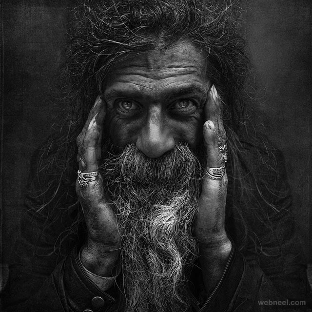 best portrait photography homeless by lee jeffries