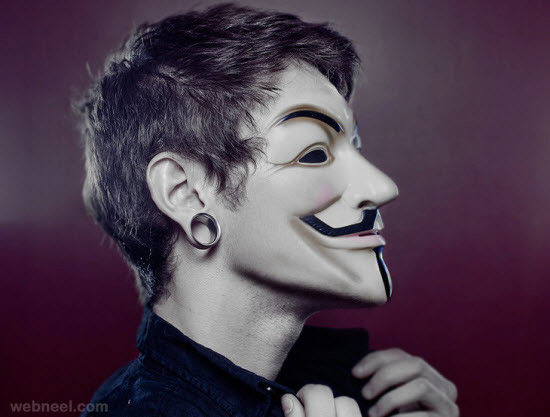 mask photo manipulation