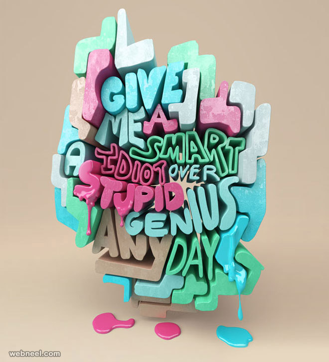 typography design by chris labrooy