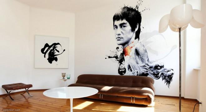 wall art by david despau