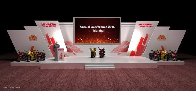 stage design by ajitkumar