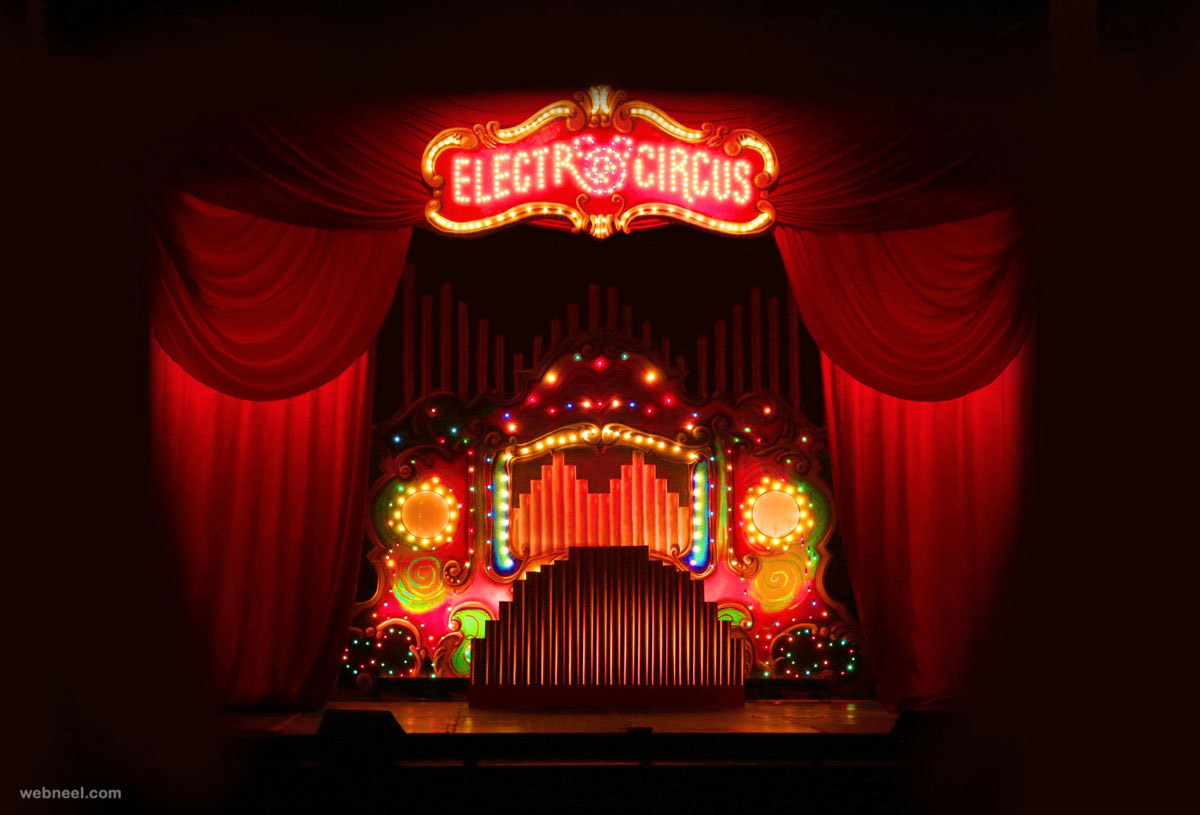 circus stage design