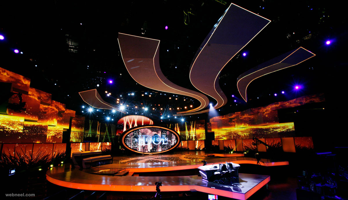 stage design american idol