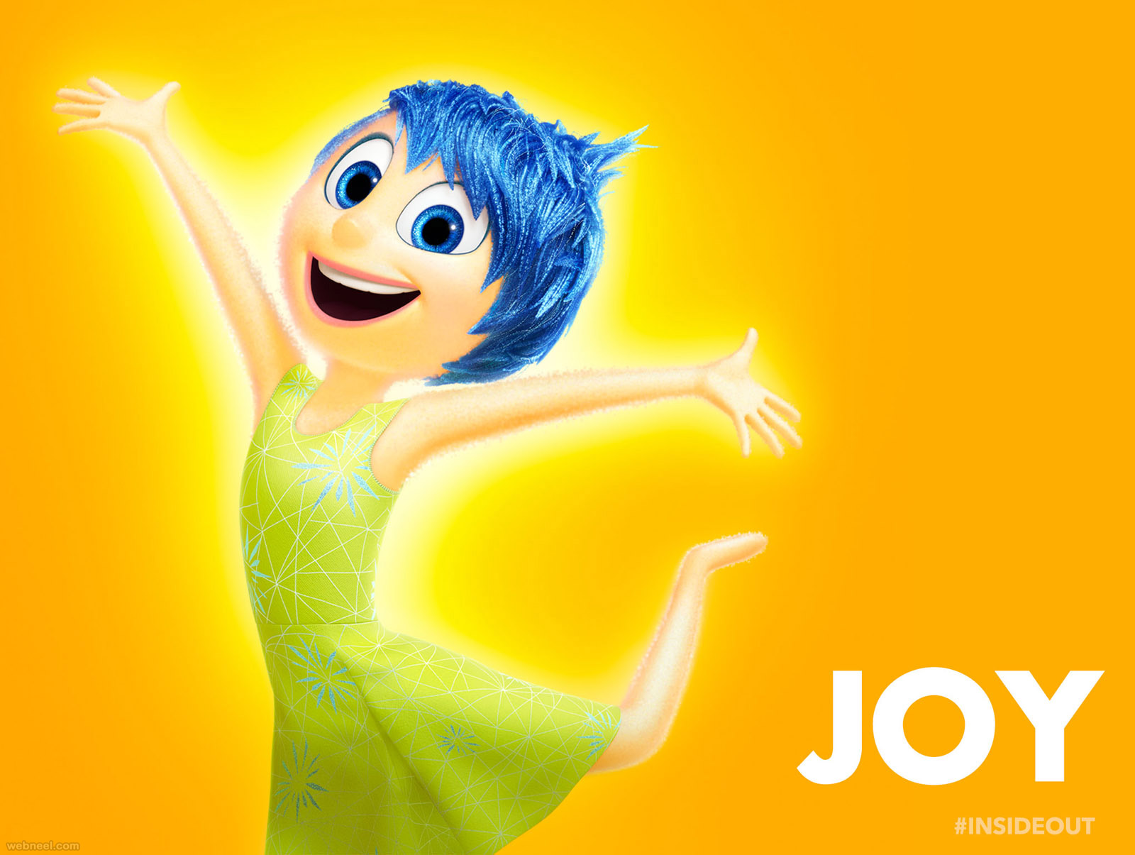 disney inside out characters joy
