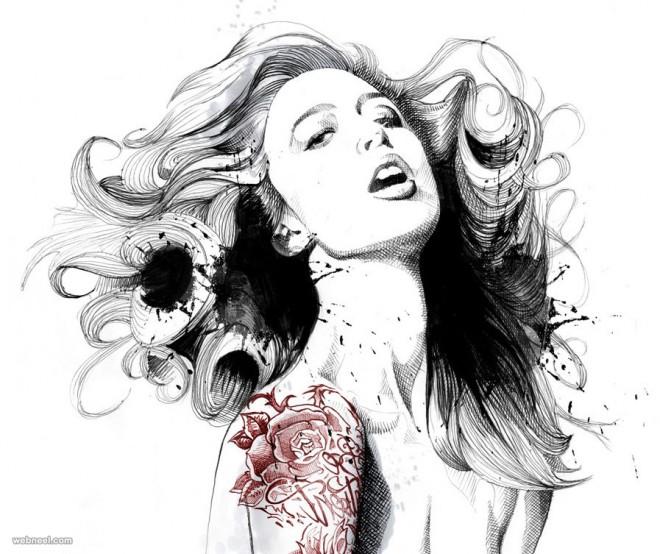 creative art by david despau
