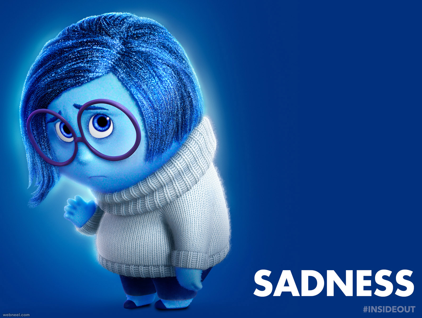 disney inside out characters sadness