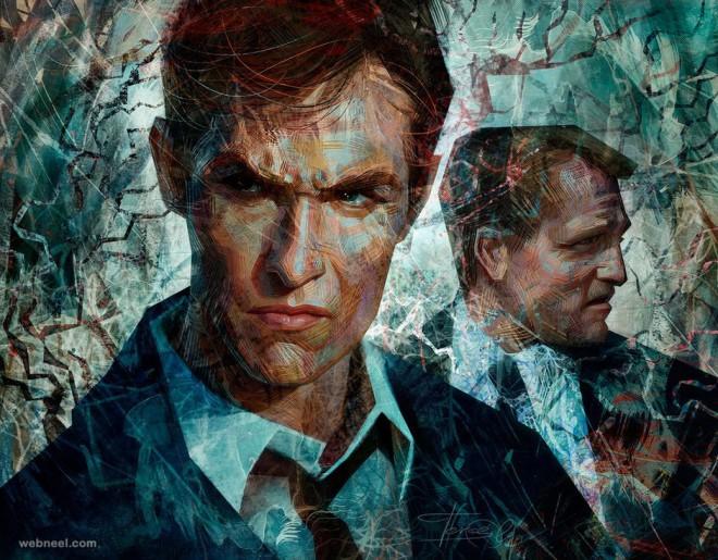 digital art by olga tereshenko