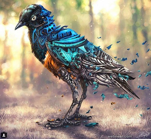digital art by rene campbell