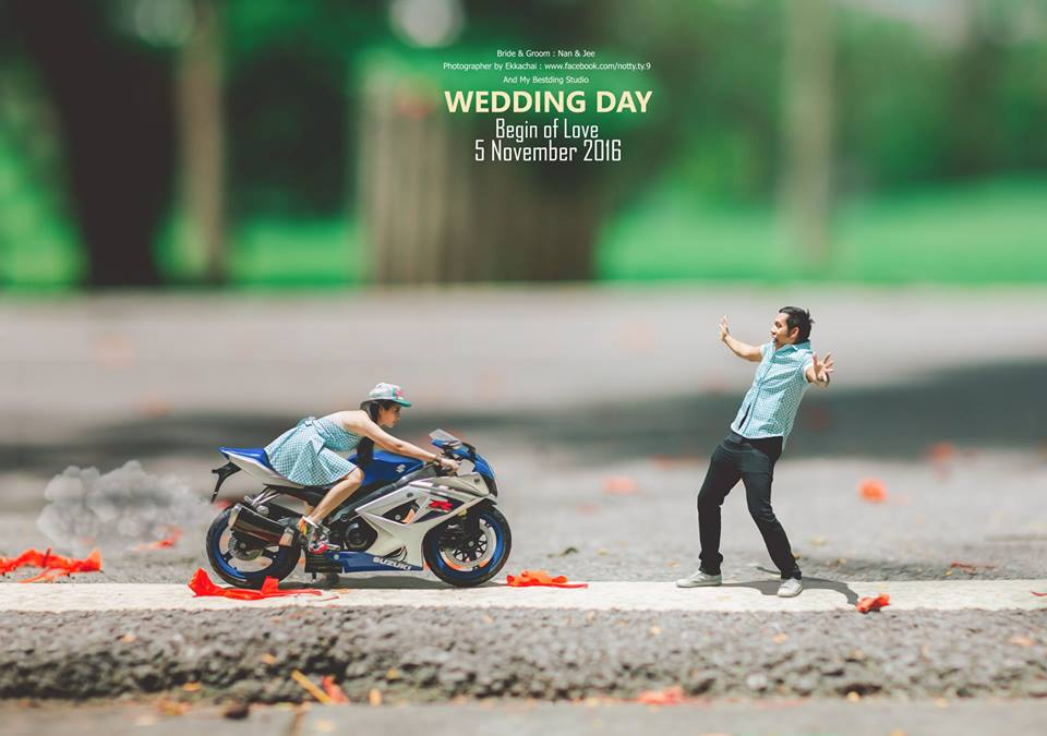 wedding photography idea by ekkachai