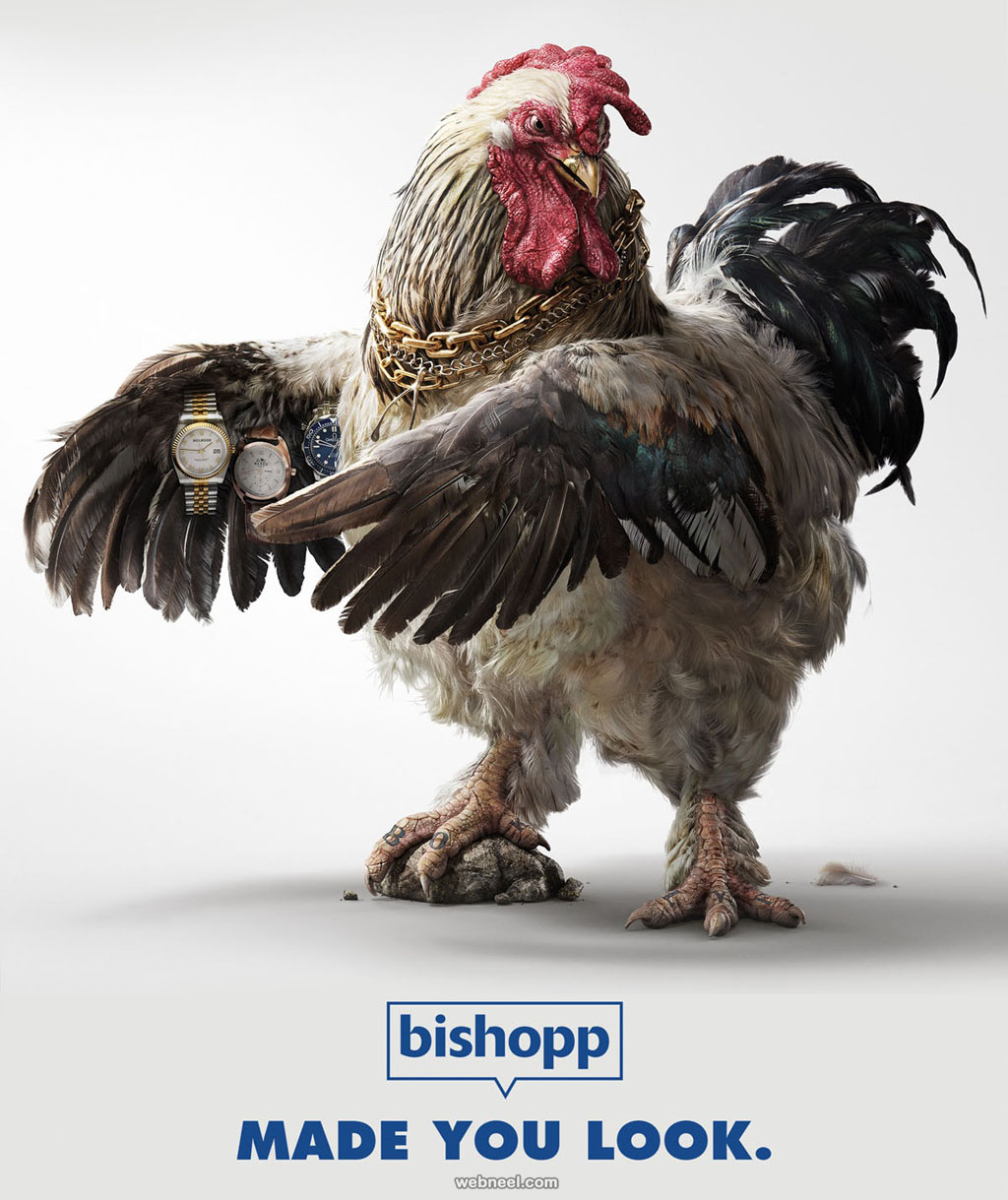 bishopp outdoor print advertising by becmccall