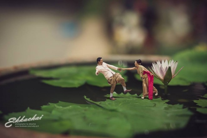 couple wedding photography by ekkachai