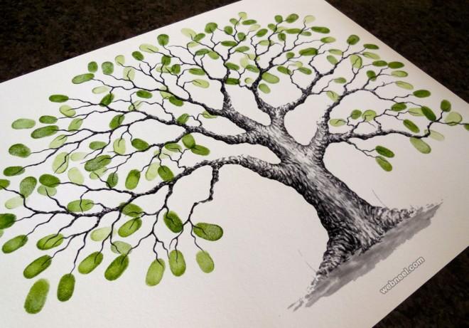 tree drawing by lastingkeepsakes