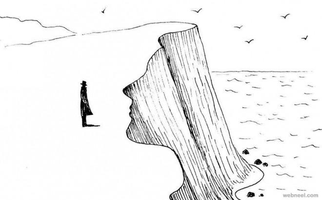 sea funny drawings by shanghai tango