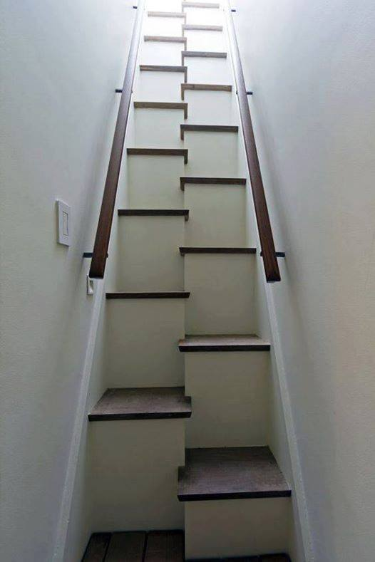 creative staircase idea