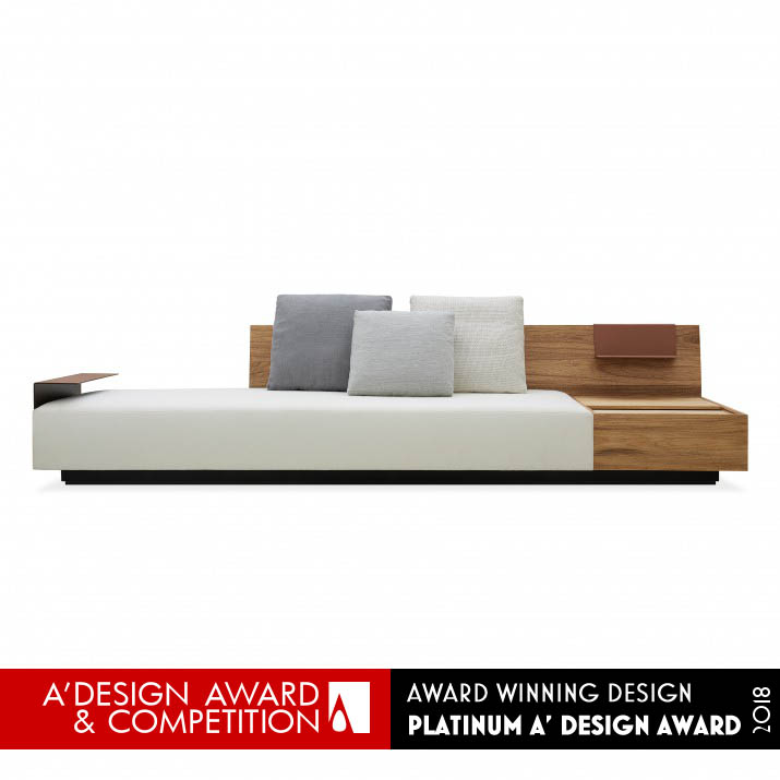 spot multifunctional sofa award winning design by vinicius lopes and