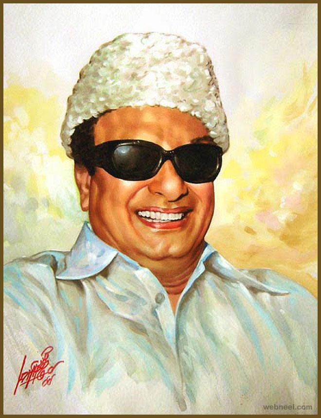 painting mgr tamil nadu