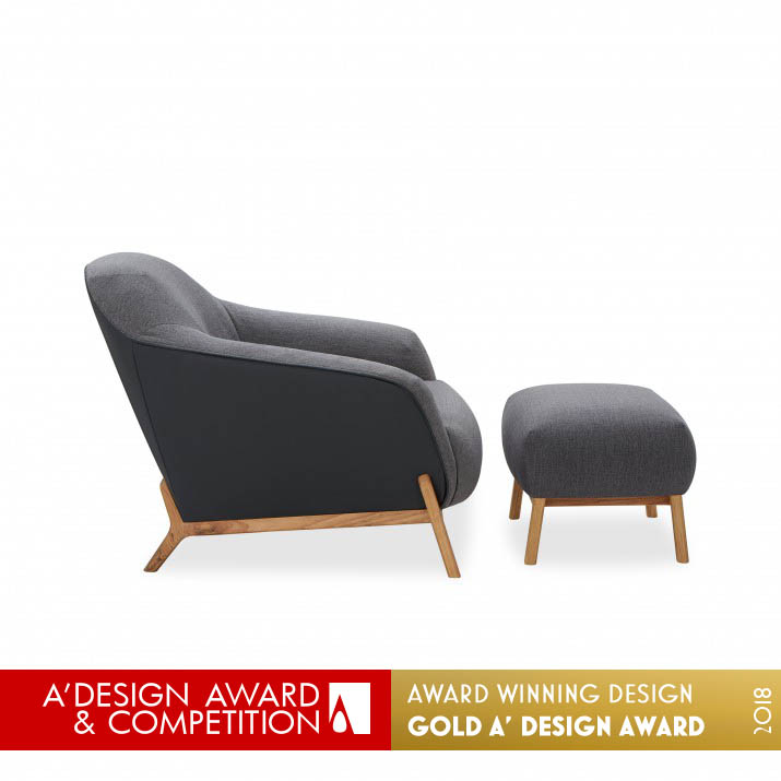 hug armchair award winning design by vinicius lopes and gabriela kuniyoshi