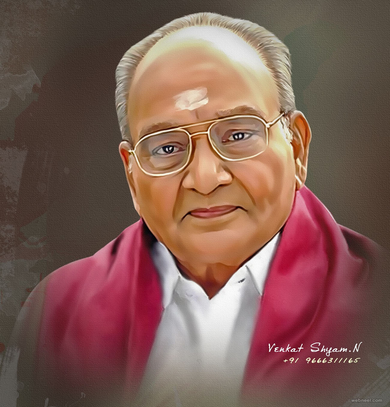 viswanath digital painting