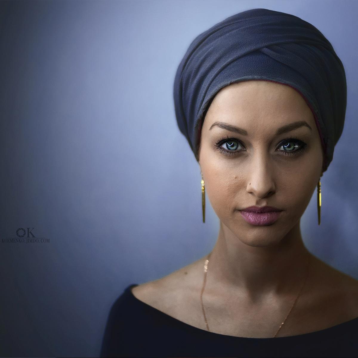 portrait photography by oleksandr kozmenko