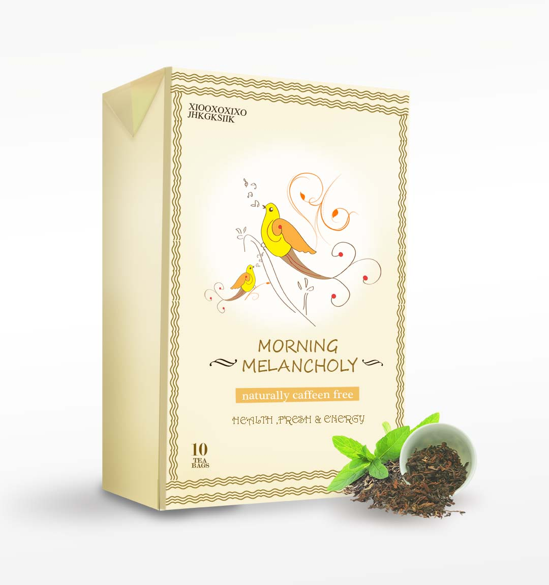 tea packaging design sample by sudeshna