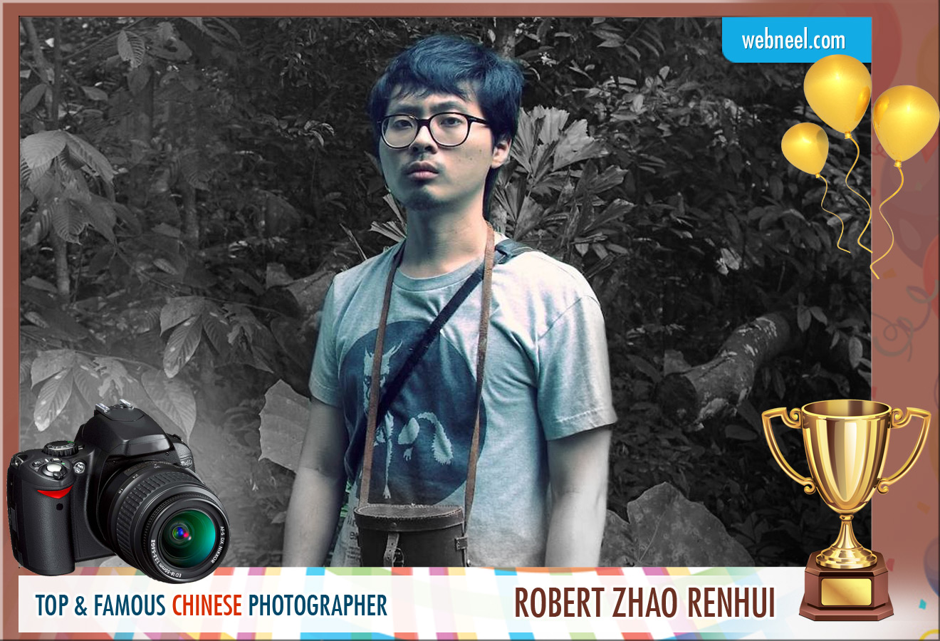 famous chinese photographer robert zhao renhui