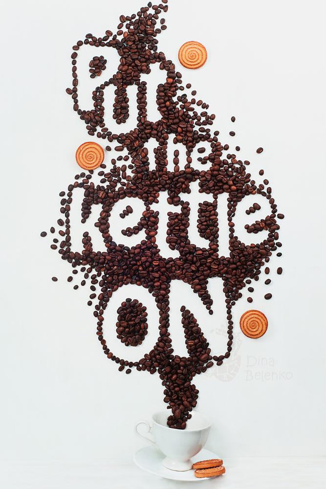 food art advertising idea photo manipulations kettle by dina belenko