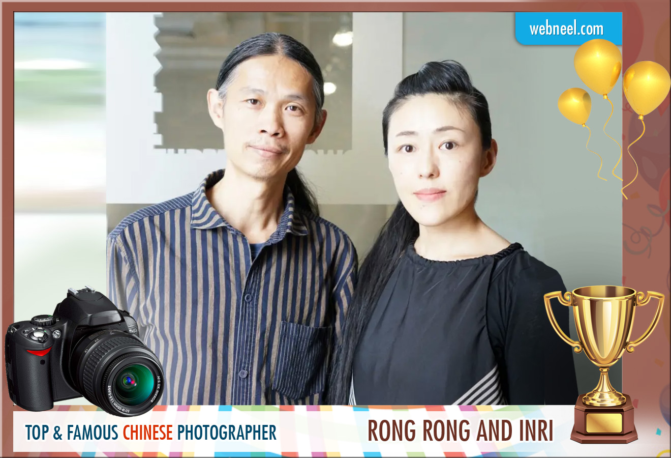 famous chinese photographer rong rong inri