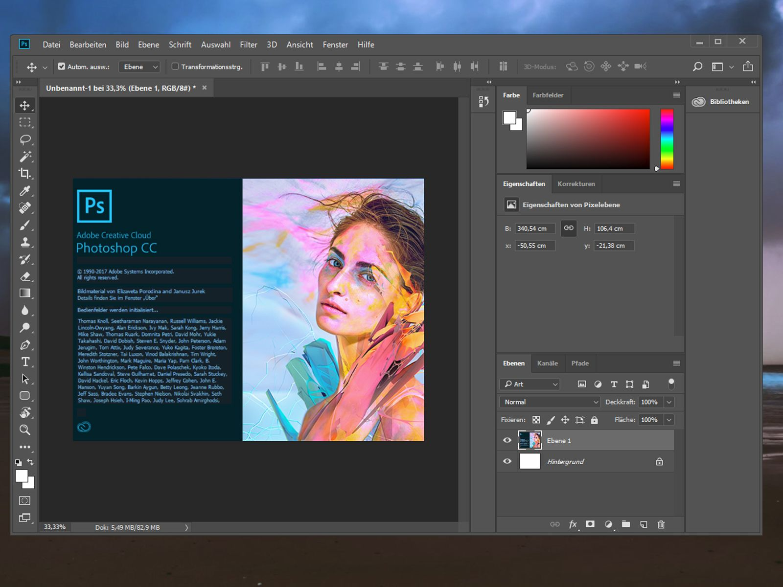 adobe photoshop features 2019