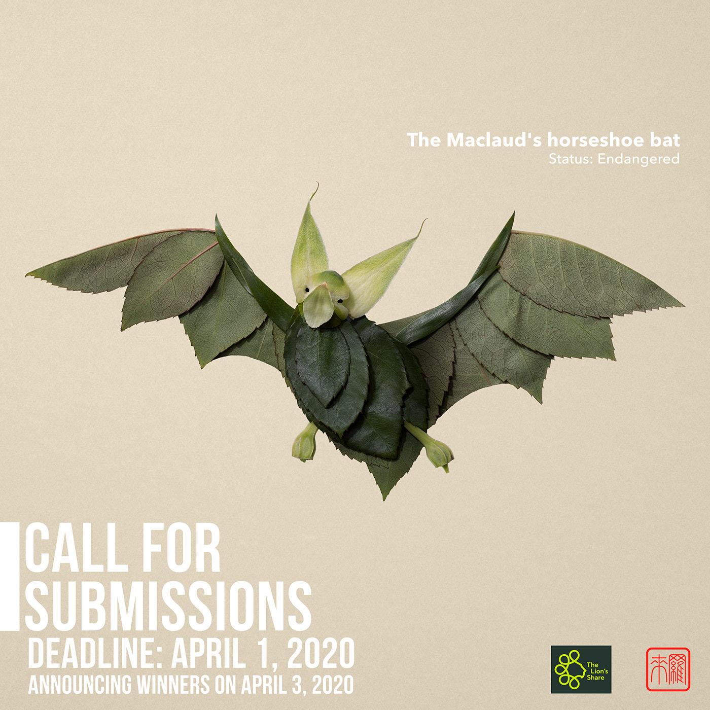 advertising ideas bat by raku inoue