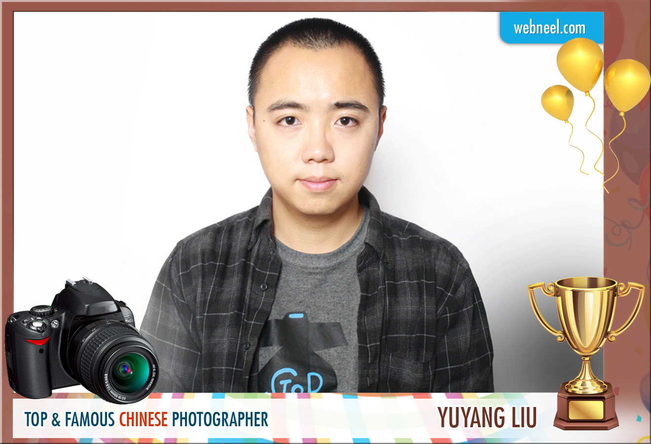 famous chinese photographer yuyang liu
