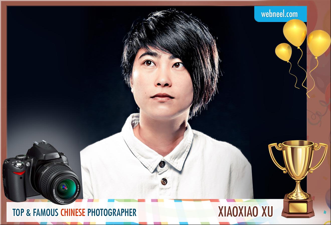 famous chinese photographer xiaoxiao xu
