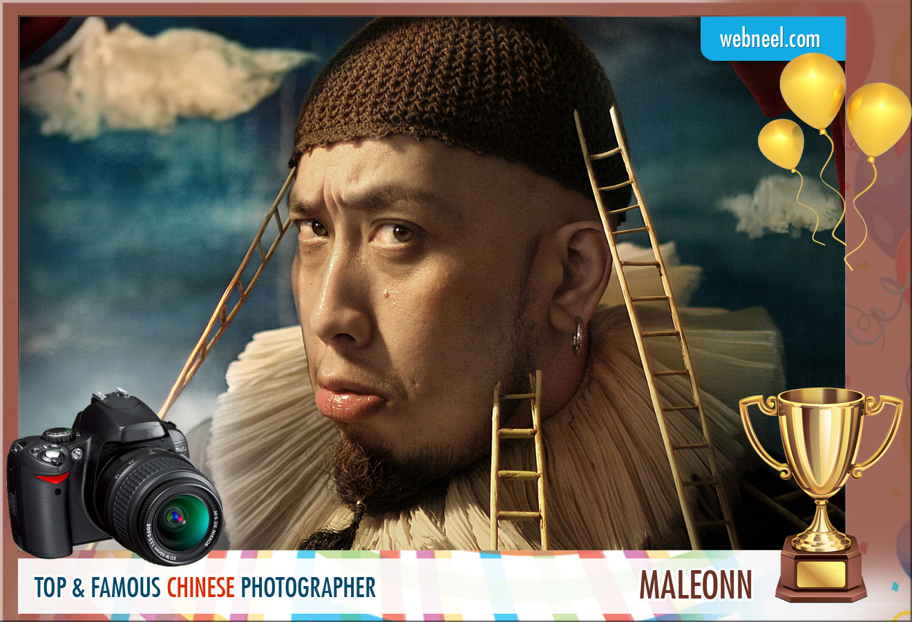 famous top chinese photographer maleonn