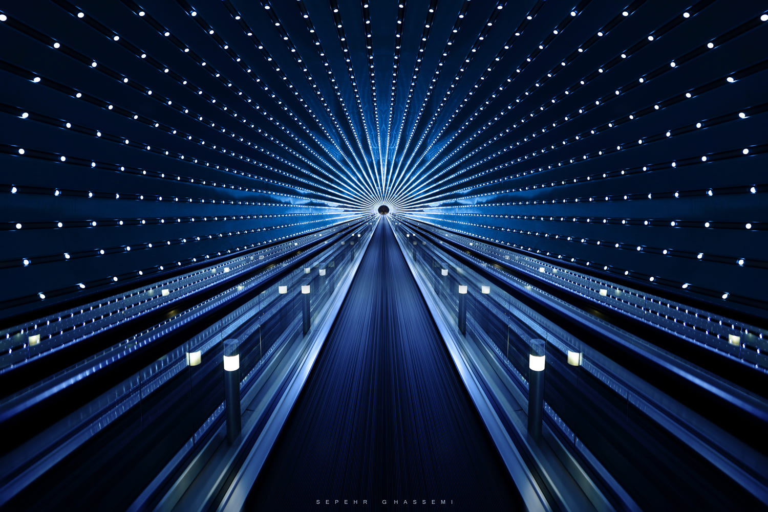 symmetry photography abstract space warp