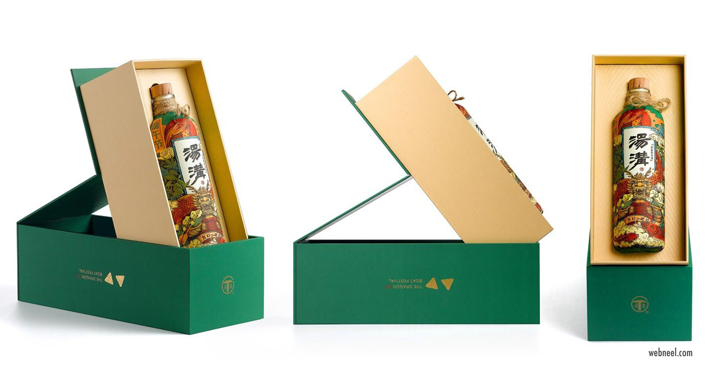 beautiful package design tanggou