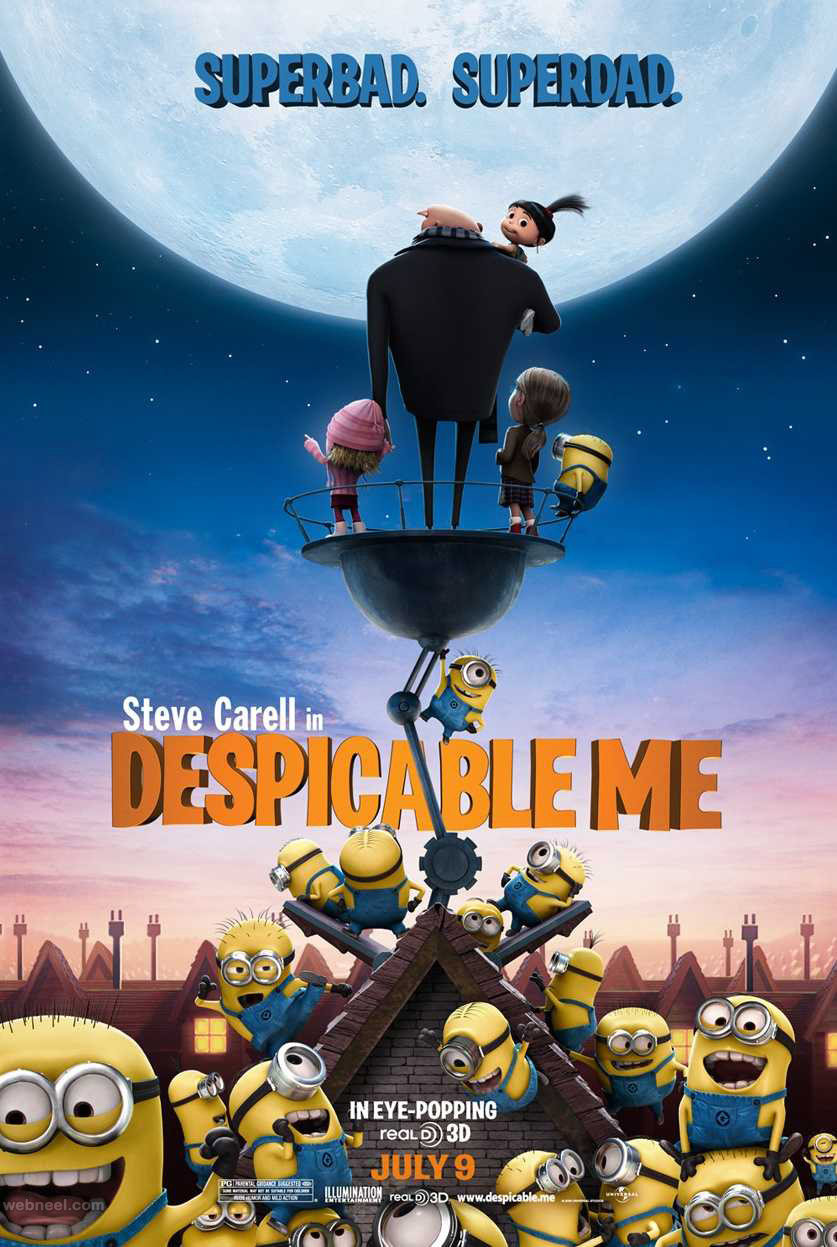 despicable me 2 animation movie